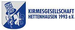 Kirmesgesellschaft Hettenhausen 1993 e.V. Logo